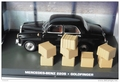 Mercedes Benz 220 S Goldfinger James Bond 007 1/43
