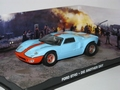 Ford GT40 Die another dy James Bond 007 Gulf 1/43