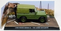 Land Rover Series lll The living daylights James Bond 007 1/43