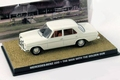 Mercedes Benz 220 The Man with the golden gun James Bond 007 1/43