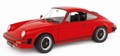 Porsche 911 Carrera 3,2 Coupe Red Rood 1/12