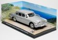 Mercedes Benz 600  silver on her majesty's secret service  1/43