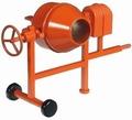 Beton molen Oranje  1/50
