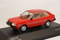 Volvo 343 red rood 1976 1/43
