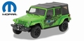 Jeep Wrangler Unlimited Mopar Green  Groen  1/43