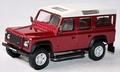 Land Rover Defender 110 Red Rood  1/43
