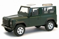 Land Rover Defender 90 Green Groen  1/43