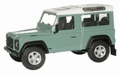 Land Rover Defender 90 Grey Green  Grijs Groen 1/43