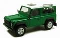 Land Rover Defender 90 Green  Groen  1/43