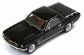 Ford Mustang Mustero 1966 Pick up Black Zwart 1/43