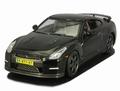 Nissan GT-R 2014  Black Zwart  1/43
