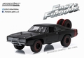 Dodge Charger r/t 1970 Black Zwart Fast and  Furious 1/43