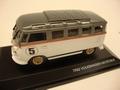 VW Volkswagen microbus T1 1962 # 5 Grey white  grijs wit 1/43