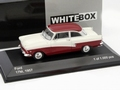 Ford 17 m White Red  Rood Wit 1/43
