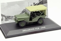 Delahaye VLR 1949 Groen  Green 4 x 4  jeep 1/43