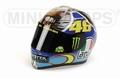Helm Valentino Rossi Moto GP Misano 2009 AGV Helmet Monster 1/2