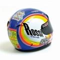 Helm Valentino Rossi Moto GP Sepang 2005  1/2