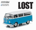 VW Volkswagen bus Dharma Van 1971 Type 2 Serie Lost 1/43