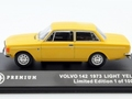 Volvo 142 Light yellow 1973 licht geel 1/43