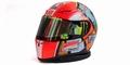 AGV Helmet Valentino Rossi helm moto GP Valencia 2011 1/8