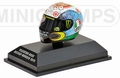 AGV Helmet Valentino Rossi Helm Moto GP Mugello 2010 1/8