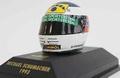 Helmet M Schumacher 1993 Helm F1 Formule 1 Ford 1/8