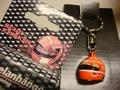 Helmet M Schumacher Helm sleutelhanger F1 Formule 1 1/12