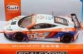 Mc Laren 12C  GT3 Macau GT Cup 2014 Gulf # 23 1/32