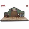 Pork shop diorama schuur barn + accesoires 1/18