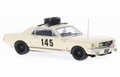 Ford Mustang  # 145 Rally Monte Carlo 1966 beige 1/43