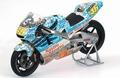 Honda NSR 500 Valentino Rossi GP Mugello 2001 Dirty Version 1/12