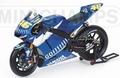 Yamaha YZR-M1 Valentino Rossi Moto GP 2005  1/12