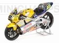Honda NSR 500 Valentino Rossi GP Le Mans 2001  1/12