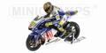 Yamaha YZR-M1 Valentino Rossi Moto GP Valencia 2009 1/12