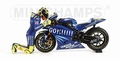 Figuur figurine Valentino Rossi Moto GP 2004 1/12