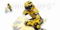 Figuur figurine Valentino Rossi Moto GP Laguna Seca 2005 1/12