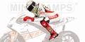 Figuur figurine Valentino Rosi Moto GP 2005 1/12