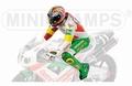 Figuur figurine Valentino Rossi 8h Suzuka 2000 Castrol 1/12