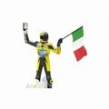 Figuur figurine Valentino Ross Moto GP 125 1996 1/12