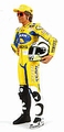 Figuur figurine Valentino Rossi Moto GP 2006 1/12