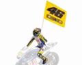 Figuur figurine Valentino Rossi Moto GP 2009 Misano 1/12