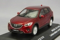 Mazda  CX-5 2013  Bordeaux mettalic rood red 1/43