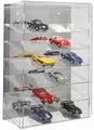 Vitrine in helder acrylaat ( Plexiglas) voor 1/24 slotcars 1/24