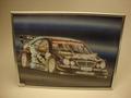 Poster Mercedes benz DTM  Vodafone Dunlop Mobil