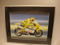Poster Honda  # 46 Valentino Rossi Michelin Play station