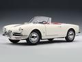 Alfa Romeo Giuliette 1300  spider Wit White Cabrio + hardtop 1/18