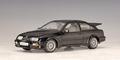 Ford Sierra RS Cosworth zwart black 1/18