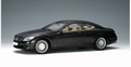 Mercedes Benz CL- Classe Zwart  Black 1/18