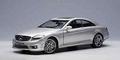 Mercedes Benz CL63-AMG Zilver Silver 1/18