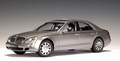 Maybach 57 SWB  Himalayas grey Grijs 1/18